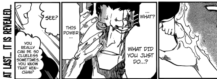 Yachiru hand