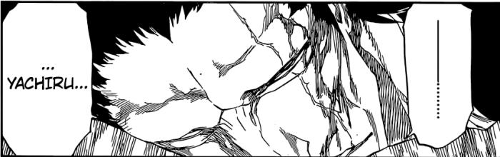 Zaraki calls Yachiru