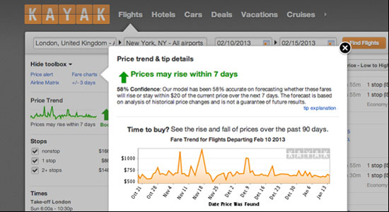 kayak-price-forecast-