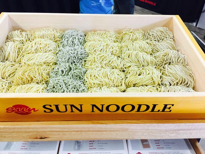 Sun Noodle noodles