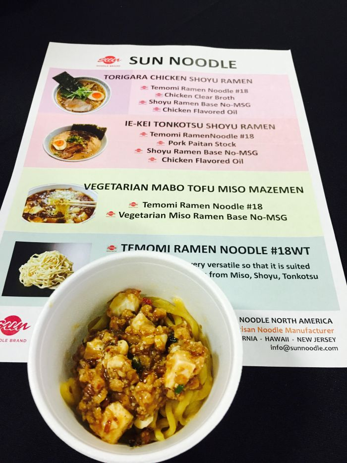 Sun Noodle Veggie Ramen