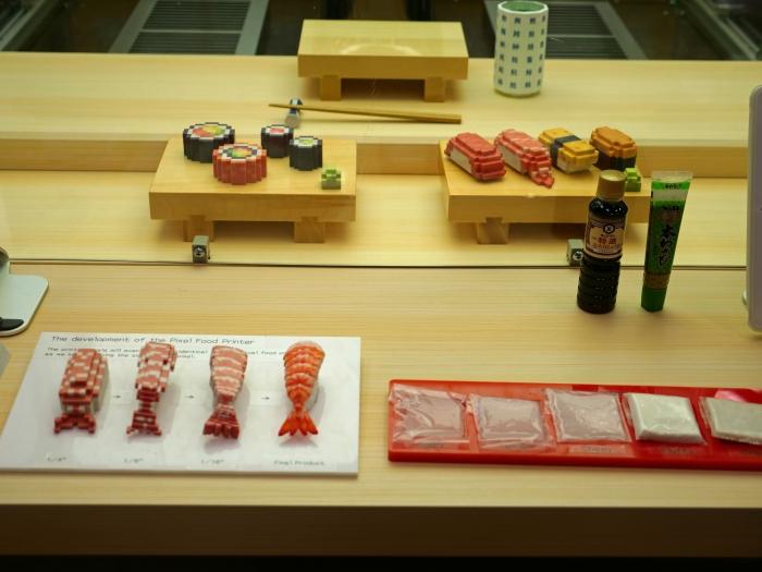Sushi teleport pic