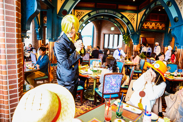 One Piece restaurant