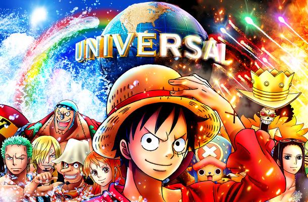 One Piece USJ 2018
