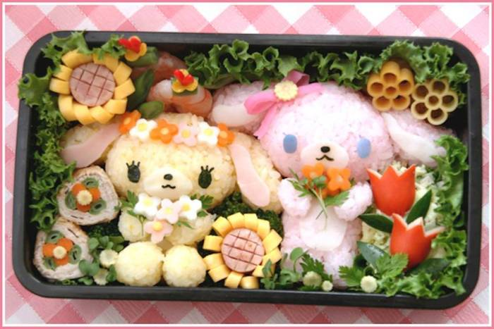 Of The People That Get Homemade Bento About 181 Them Boxes 4 To 5 Times A Week 51 Once