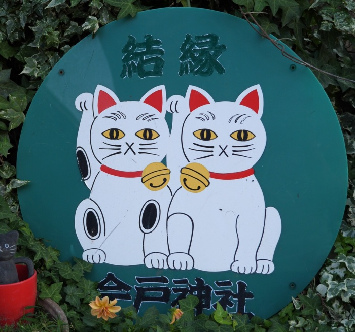 Maneki Neko shrine pic.jpg
