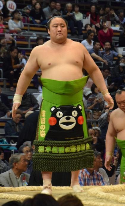 Sadanoumi Kumamon