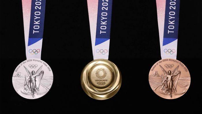 Tokyo medal