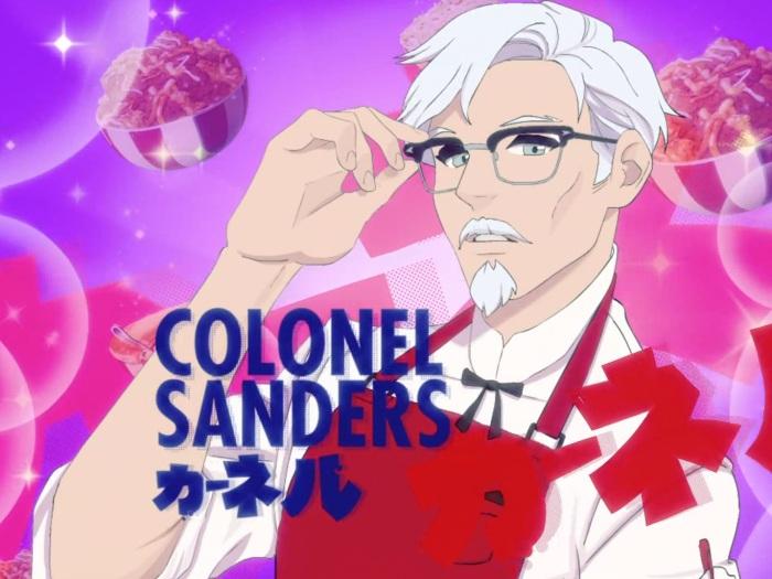 KFC sim colonel