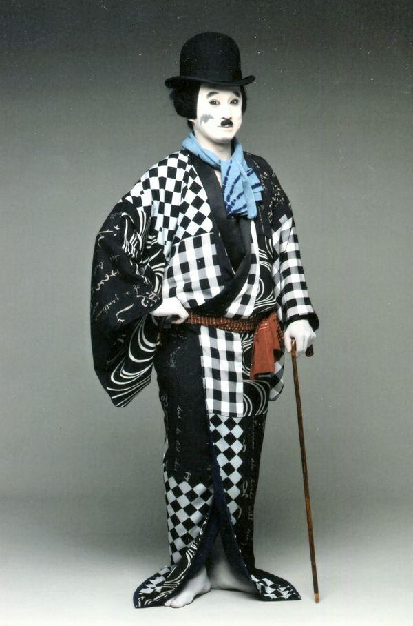 Chaplin Kabuki