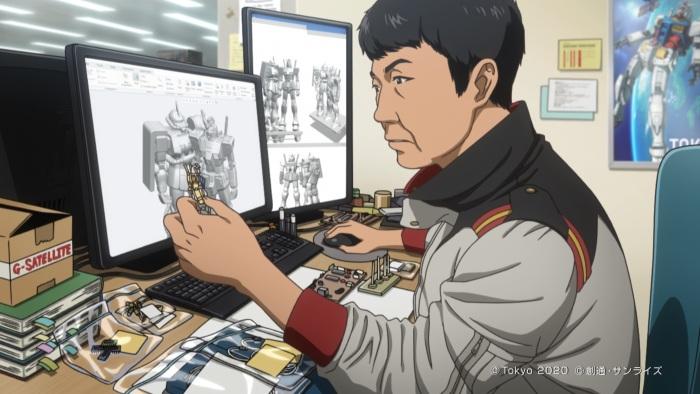 G20 Satellite Gundam 2