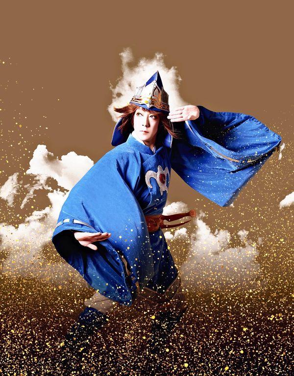 Nausicca Kabuki
